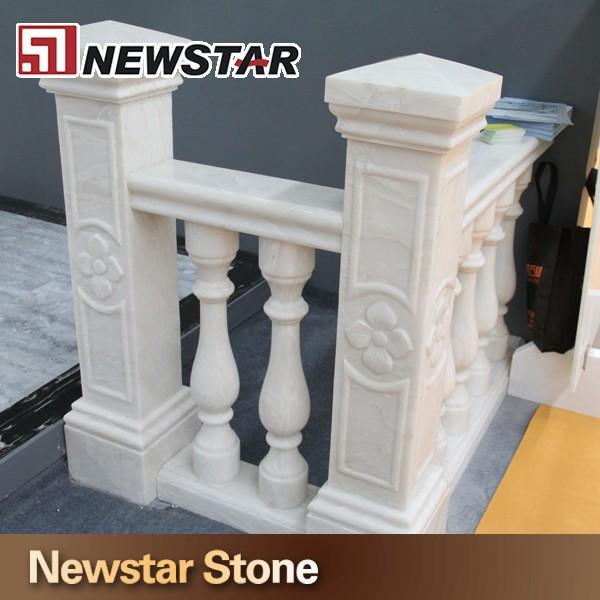 blanc marbre balustre pierre garde corps granit escalier colonne rampes et mains courantes. Black Bedroom Furniture Sets. Home Design Ideas