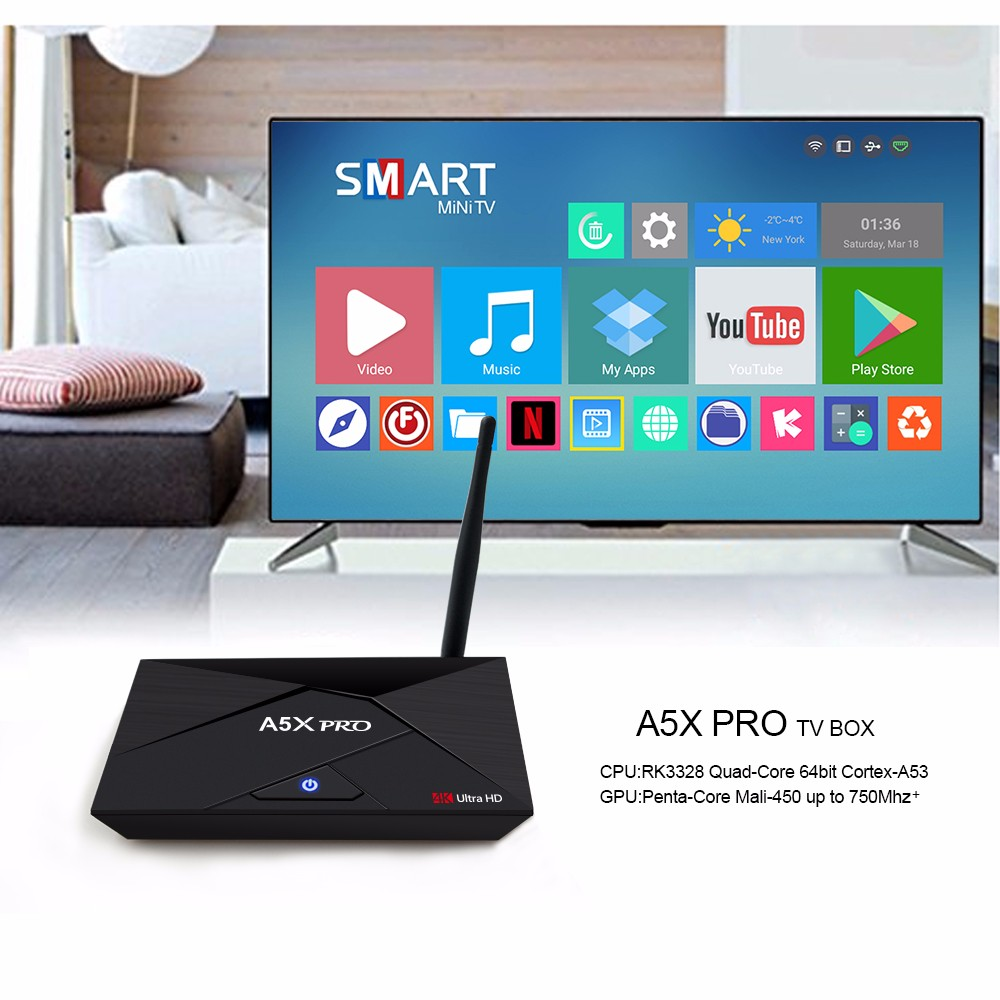 Android 7 1 A5x Pro Tv Box Arabic Iptv Stb Channels Subscription Qhdtv  Sports It De French European 1400 Channels Apk Included - Buy Android Tv