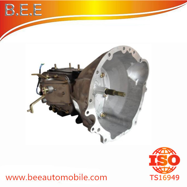 FOR I SUZU NHR 100P Engine 4JB1 transmisison gearbox assembly