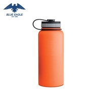 Best Quality 40oz Double Wall Stainless Steel 18/8 Water Bottle