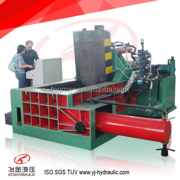 YD-160 Factory Aluminum Can Baling Press