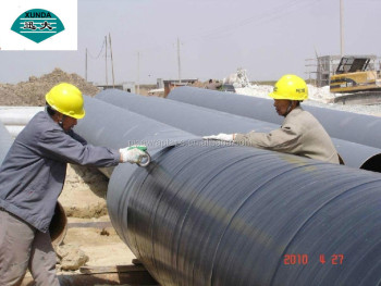 Cold Applied Tape Coatings For Line Pipe Joints Welds