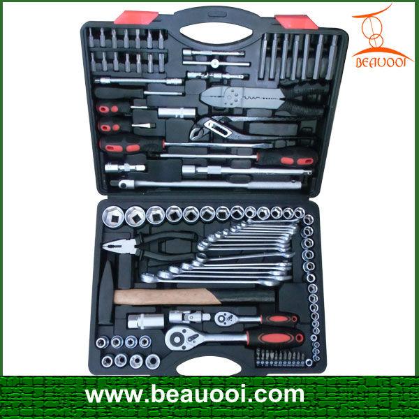 148pcs Professional Chrome Vanadium Tools Set,Combination Tools ...