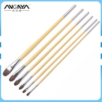 ANY High Quality Professional Artist Brushes Acrylic Paint sets Brushes for Horse Hair Oil Painting Brush