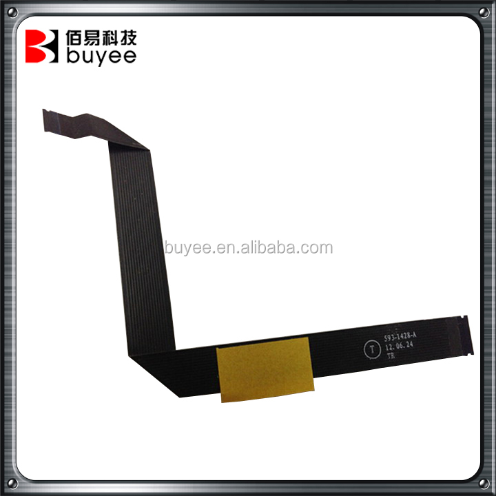 Buyee Wholesale A1369 trackpad flex cable for Macbook Air A1369 13.3'' touch panel cable replacement