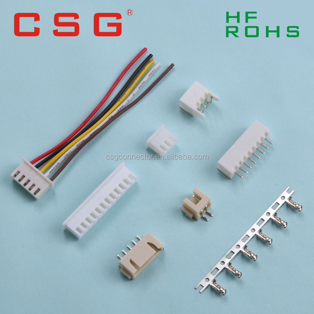2.5mm 6 Pin Connector Smd Wire To Board - Buy 2.5mm Pin Connector ...