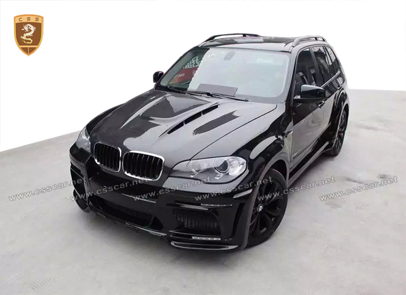 Excellent quality hm design body kit for bw x5 E70 auto body kit