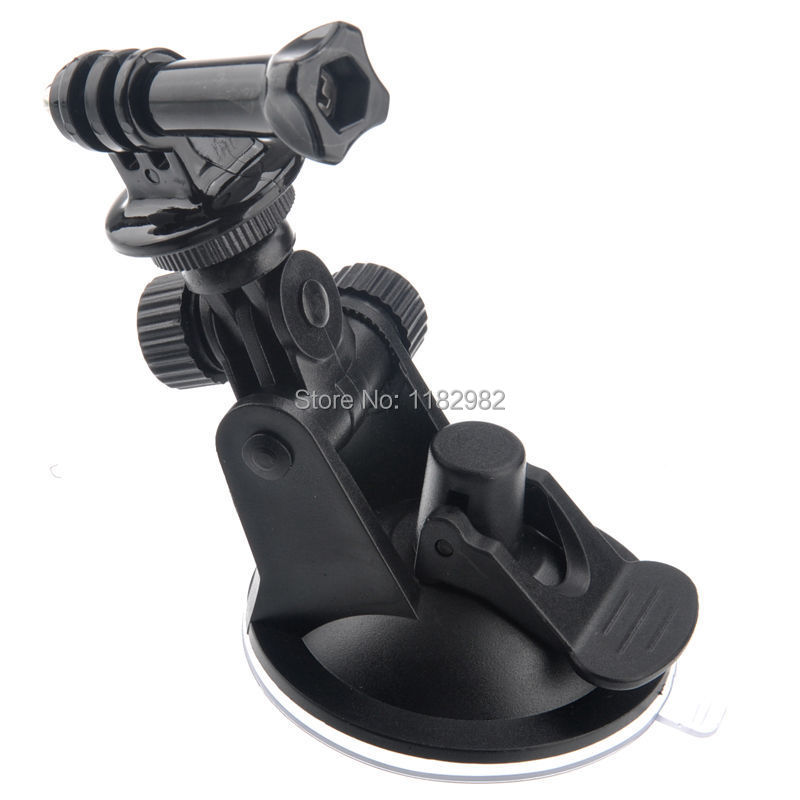"""GoPro Accessory Monopod  10pcs Car Suction Cup Adapter +10pcs GoPro 1/4"""""""