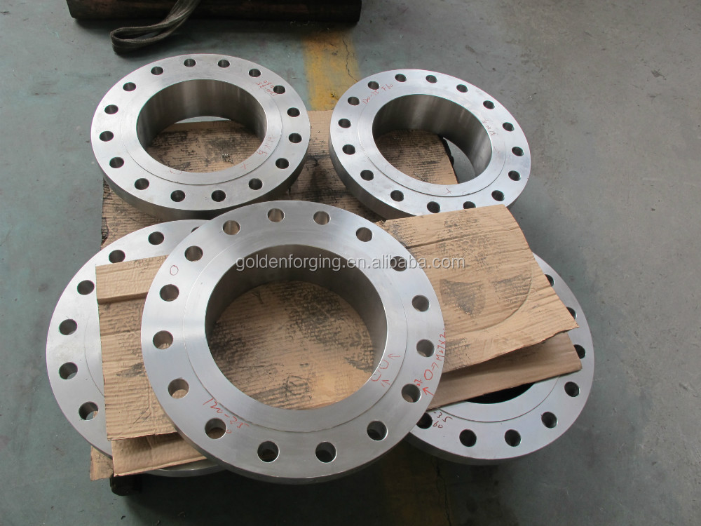 double blind flange