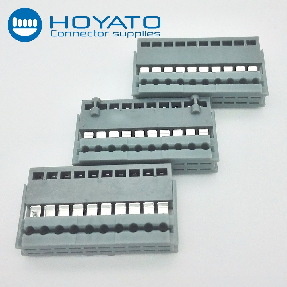 Electronic Connector Joint Wire Amp 2 5mm Idc Type 10 Pin