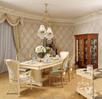 Foshan Aliye Luxury Furniture Dining Table Classic Luxury And Dining Room  Showcase Designs Afds01   Buy Aliye Luxury Furniture,Dining Table Classic  ...