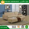 Ottoman Sofa Brown Durable Living Room Furntiure Sofa Set Fabric Sofa Bed