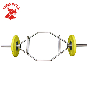 Body Building Fitness Weightlifting Barbell Bar For Gym Training