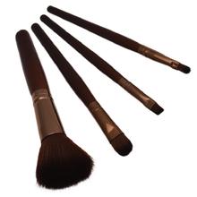 Profesionální štětečky na make-up – 4 ks/set