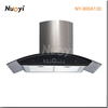 2014 made in china high quality kitchen range hood/ motor for range hoods/ Stainless steel cooker hood