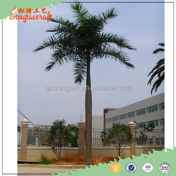 artificial tree names of leaves in india/fiberglass pipe inside trunk palm tree
