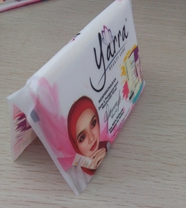 Manufacturer Custom Printed wallet tissue pocket pack paper , pocket pack mini facial tissue