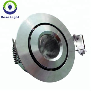 700mA input 3W dimmable mini spots LED recessed down light for ceiling light