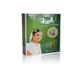 Best Price Customized Henna Herbal Speedy Black Hair Dye Shampoo For