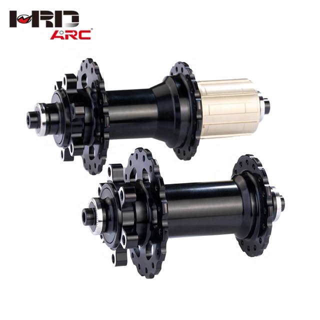Hot sale OEM 32 holes super light MT - 006F / R MTB bike CNC alloy MTB disc hubs, Customized as your request