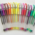 12  colors 24 colors gel ink pens/fancy ink pens with logo