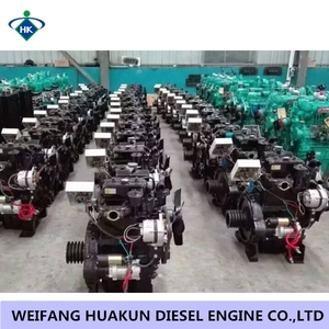 2 cylinder diesel engine for marine