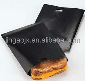 Non Stick Grilling Bag With Ptfe Pocket