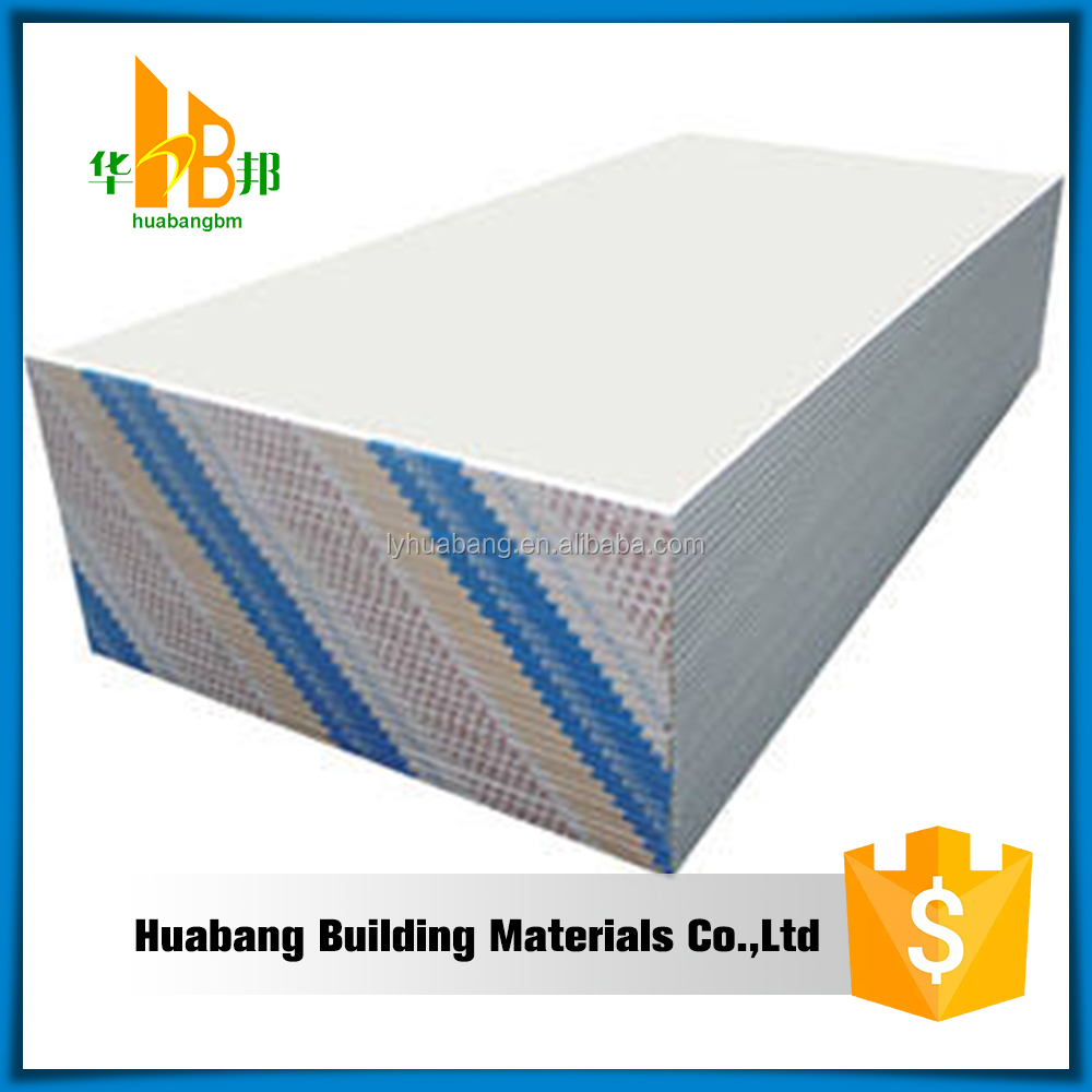 Gypsum Plaster Waterproof Drywall Gypsum Board Plasterboard Drywall