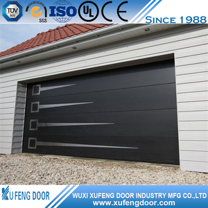 Stainless Steel Garage Sectional Door Panels Sale