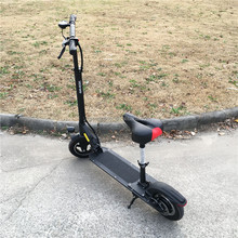 Easy folding Greenpedel 8inch bluetooth 2 wheel self balancing electric scooter