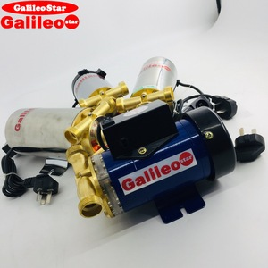 GalileoStar2 booster pump control valve 2hp single phase pump motor