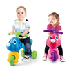 Solid Plastic Toddler Learning Walk Ride On Tricycle