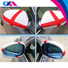 custom made wholesale promotion print side car flag wing mirror cover sock