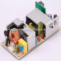 Dual Output 60w Power Supply Boards Lcd Tv 5v 24v