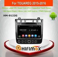 Hifimax Car GPS DVD Player for vw touareg/volkswagen touareg Navigation Head unit - Bluetooth Touch Screen