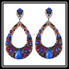 Handmade Hot Sell Brand Drop Dangle Earrings New Vintage Fashion Jewelry Accessories Factory Wholesale