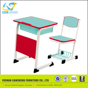 long study assemble study table and chair kids study table LSSZ003A