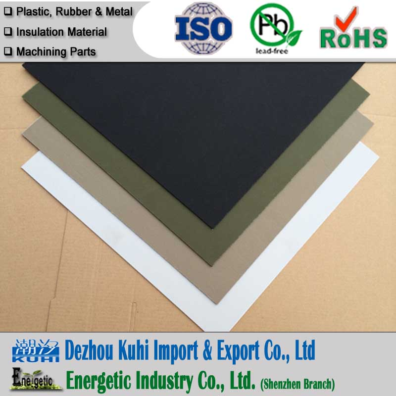 Kydex Thermoplastic sheet Grade for Rail Interior Application