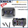 Shier 2016 new product Portable audio professional musical speaker , mobile box