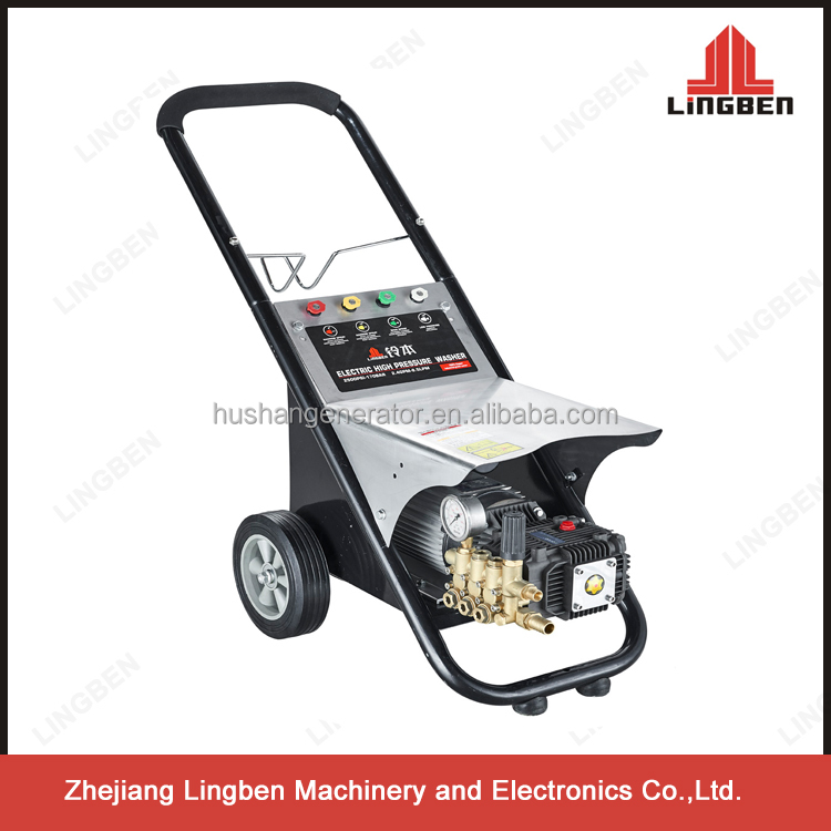 electric high quality high pressure car washer power washer manufacturers LB-1450A