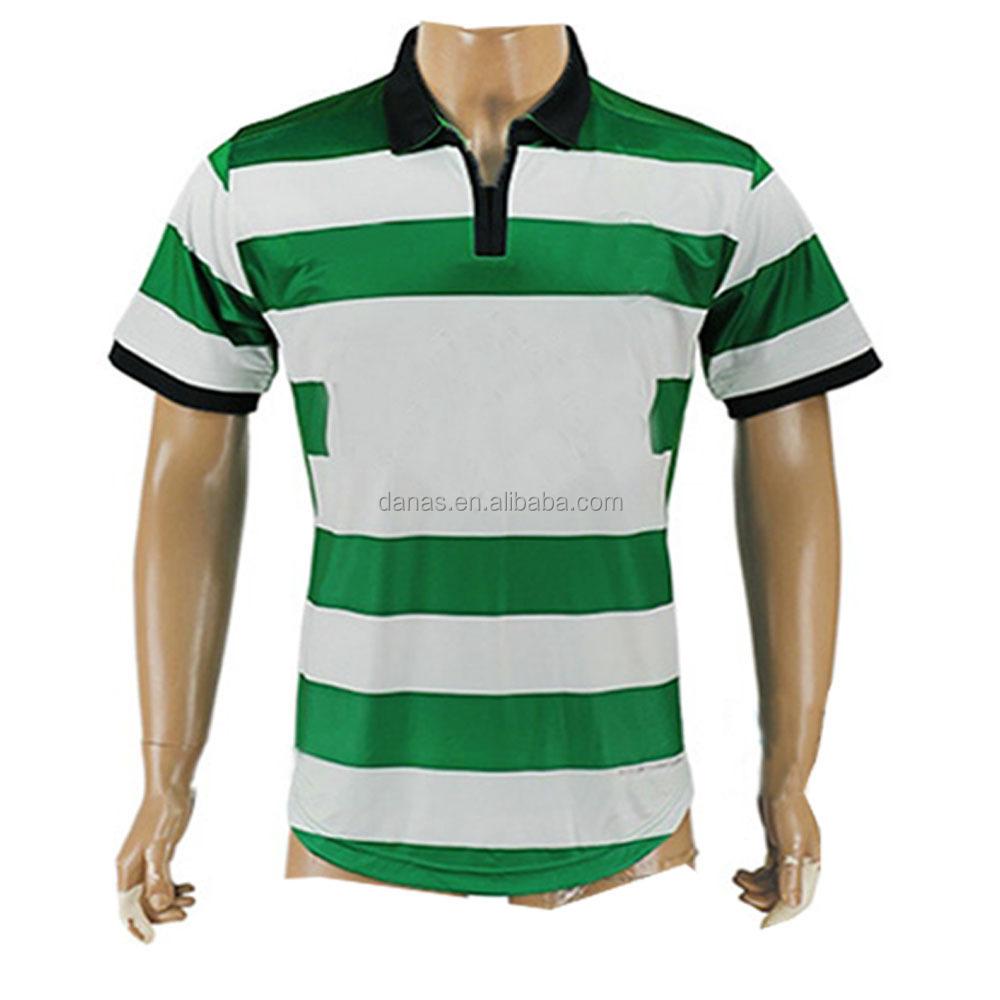 Venta al por mayor camiseta de fútbol verde-Compre online los ...