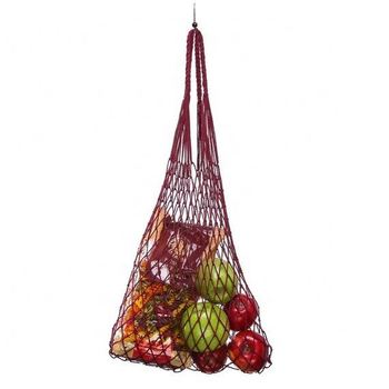 Fashion Colorful Organic Cotton Reusable String Marketing Bags