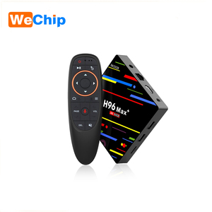 2018 Joinwe Hot Sales New Design Support Voice Control H96MAX+ RK3328 4G+64G Set Top box