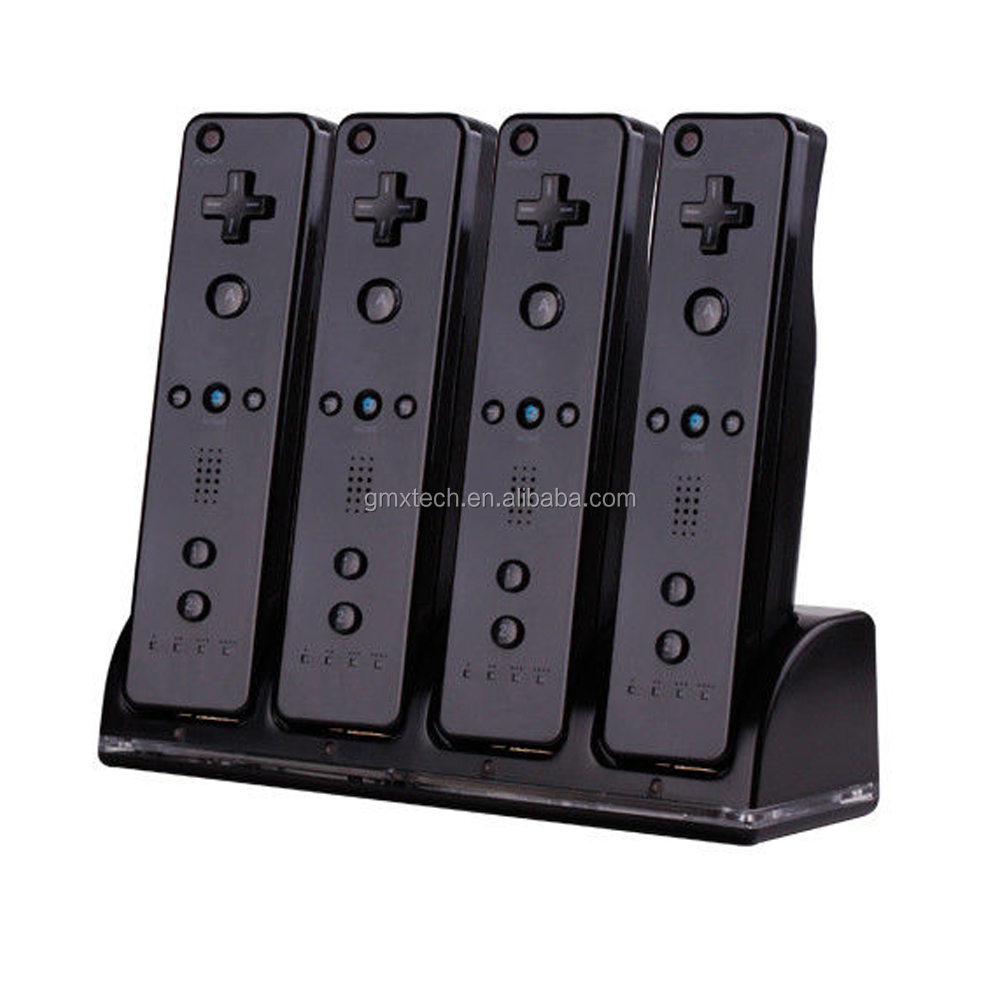 Best quality charger station for Nintendo Wii for wii u for wii controller