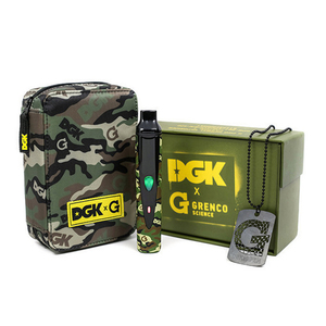 Chinese supplier Original Design DGK Portable Acceptable oem vaporizer dry herb