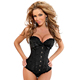 Back support body shaper corset woman and slimming waist trainer corset