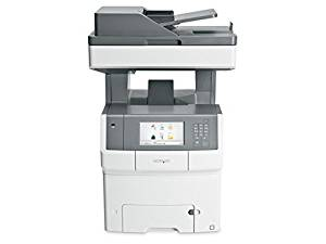Lexmark Government X748de Color Laser MFP, 220V (34TT004)