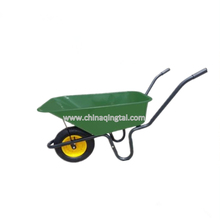 Industrial heavy duty iron frame wheelbarrow for sale