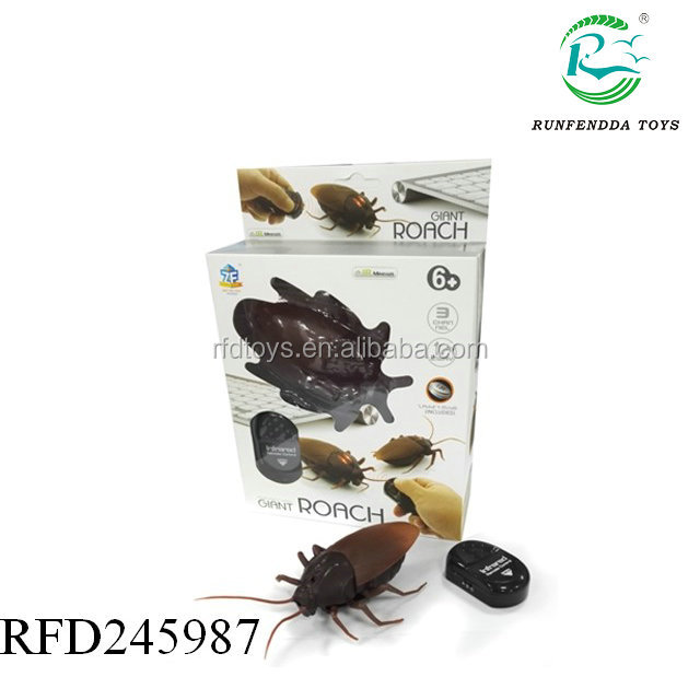 Remote Control Animal Infrared Spider Cockroach Ant Rc