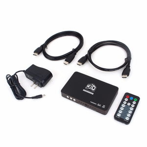HDMI 2D to 3D Switch Converter For DLP Projetor 720P120HZ 3D Android TV Games LED HD 1080p Home Theater
